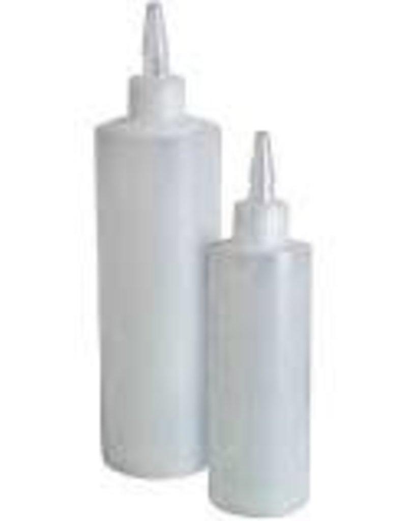 Jacquard Empty Squeeze Bottle Plastic 8 Ounce