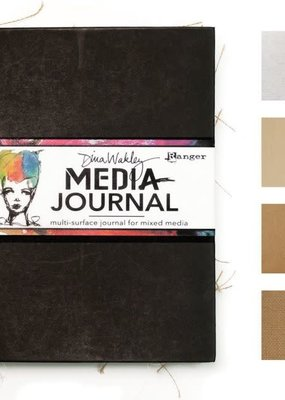 "Dina Wakley Media Dina Wakley Media Journal 8""X10"""