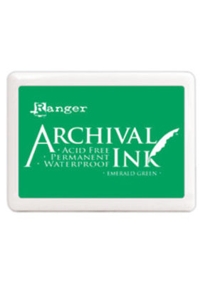 Ranger Ranger Archival Ink Pad Large Emerald Green