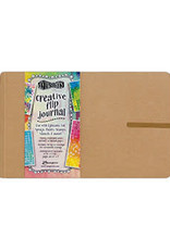 Ranger Dylusions Creative Flip Journal Small