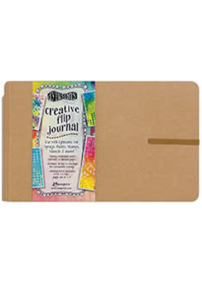 Ranger Dylusions Creative Flip Journal Small