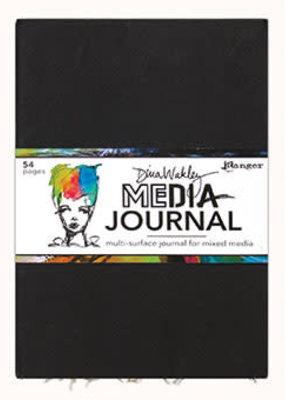 Dina Wakley Media Media Journal 10 x 14
