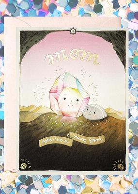 joo joo paper Card Mother's Day Gem