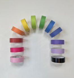 PA Essentials Solid Colored Washi