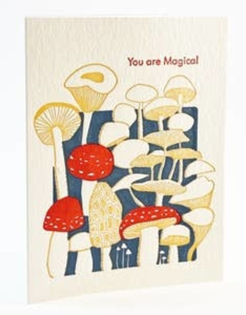 Ilee papergoods Card You Are Magical