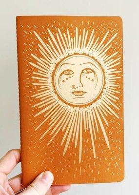 The Rainbow Vision Notebook Sun