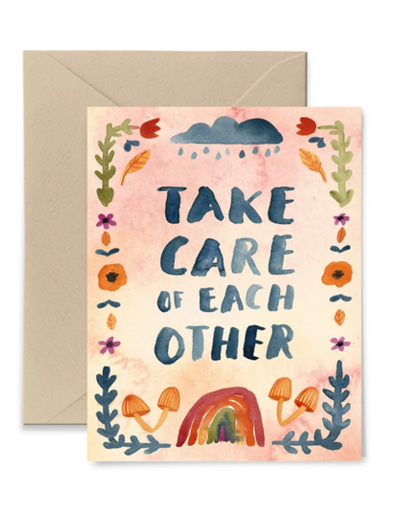 Little Truths Studio Card Take Care Of Each Other