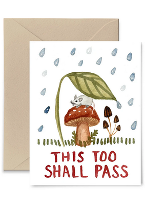 Little Truths Studio Card This Too Shall Pass