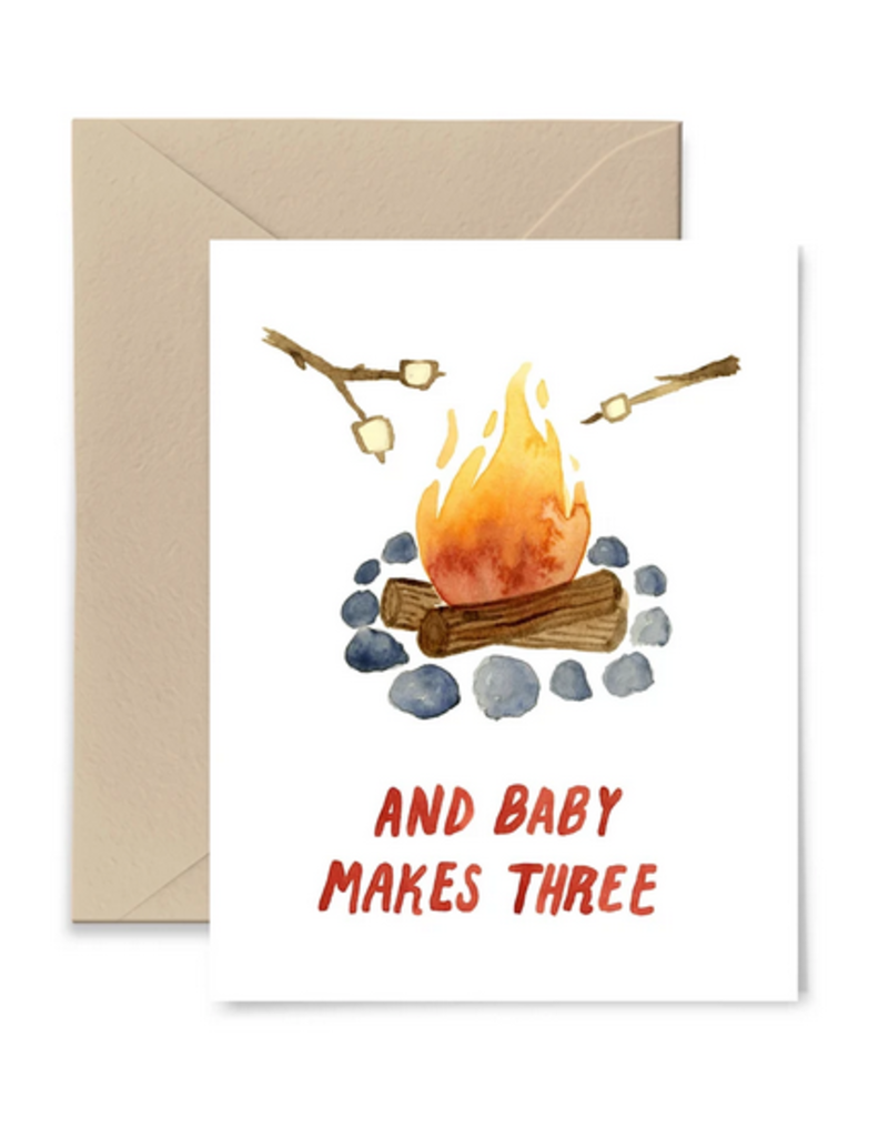 Little Truths Studio Card And Baby Makes Three