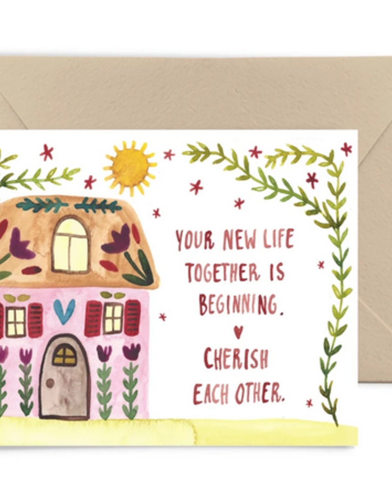 Little Truths Studio Card Cherish Eachother