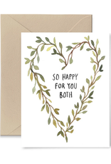 Little Truths Studio Card So Happy For You Both