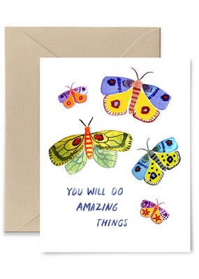 Little Truths Studio Card You Will Do Amazing Things
