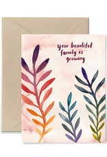 Little Truths Studio Card Beautiful Family