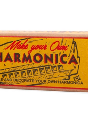 Kikkerland Make Your Own Harmonica