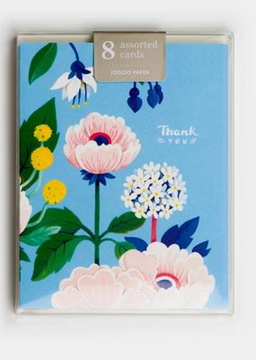 joo joo paper Boxed Cards Spring Garden
