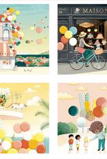 joo joo paper Boxed Cards Balloons