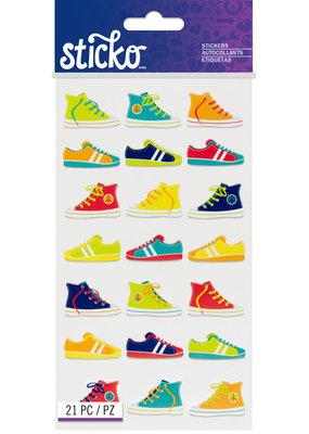 Sticko Sticker Funky Kicks