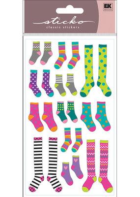 Sticko Stickers Crazy Socks