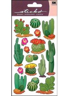 Sticko Stickers Desert Cactus