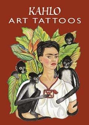 Dover Tattoos Kahlo Art