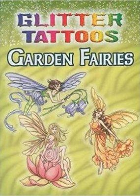Dover Tattoos Glitter Garden Fairies