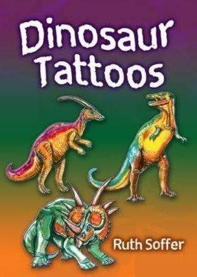 Dover Tattoos Dinosaurs