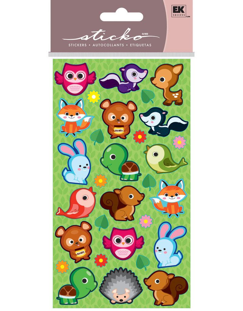 Sticko Stickers Cutie Critters