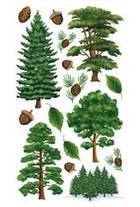Sticko Stickers Majestic Trees
