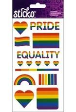 Sticko Stickers Pride
