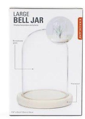 Kikkerland Bell Jar Large