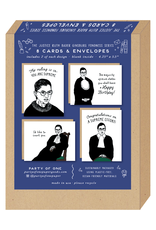 Party of One Card Boxed Set Ruth Bader Ginsburg