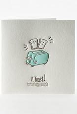 Elum Card A Toast