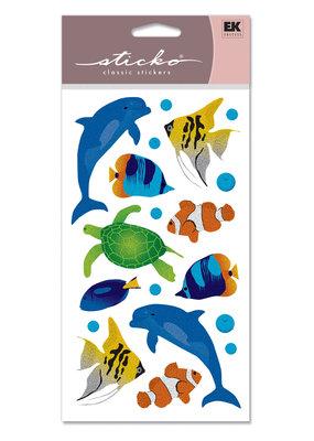 Sticko Sticker Sea Animals