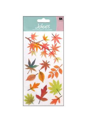 EK Jolee's 3D Sticker Vellum Fall Leaves