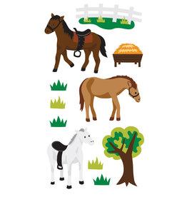 EK Sticker Horse
