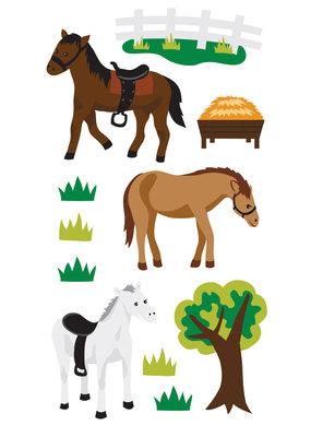 Sticko Sticker Horse