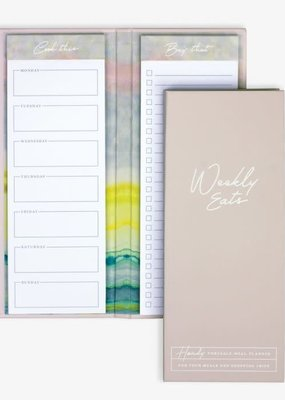 Elum Portable List Pad Subtle Gem
