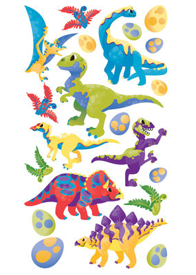 EK Sticker Dinosaur