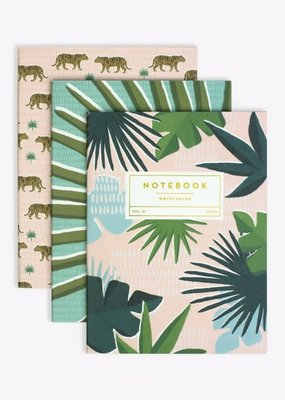 Elum 3 Pack Journal Wild Wonderment