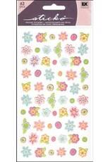 Sticko Sticker Teeny Tiny Flowers