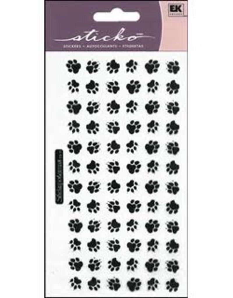 Sticko Sticker Animal Tracks
