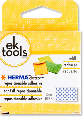 EK Herma Dotto Repositional Refill 15M