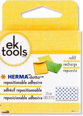 ek tools Herma Dotto Repositional Refill 15M
