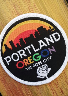 Toketee Patch Portland Rose City Rainbow
