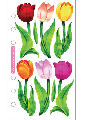 EK Sticker Tulips