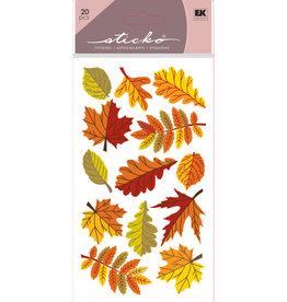 EK Sticker Fall Leaves