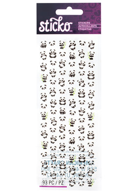 EK Sticker Tiny Panda