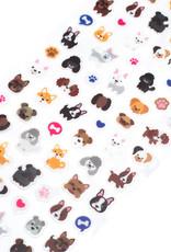 EK Sticker Tiny Dogs