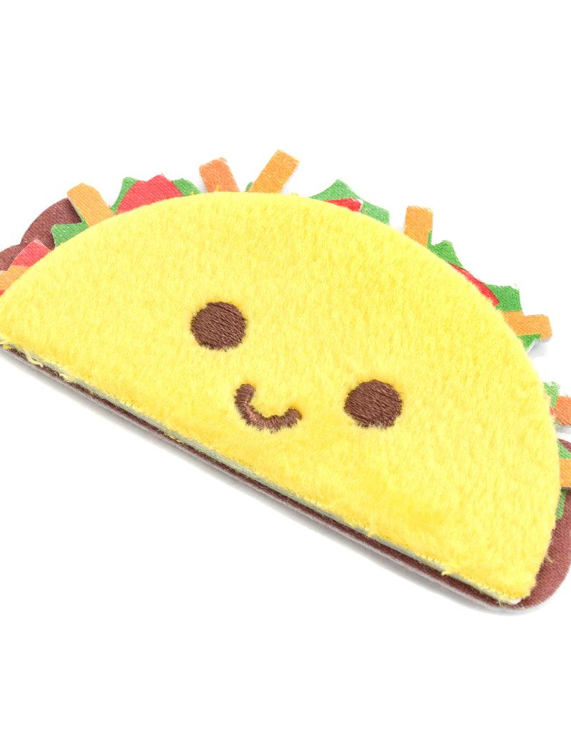 Sticko Fuzzy Sticker Taco