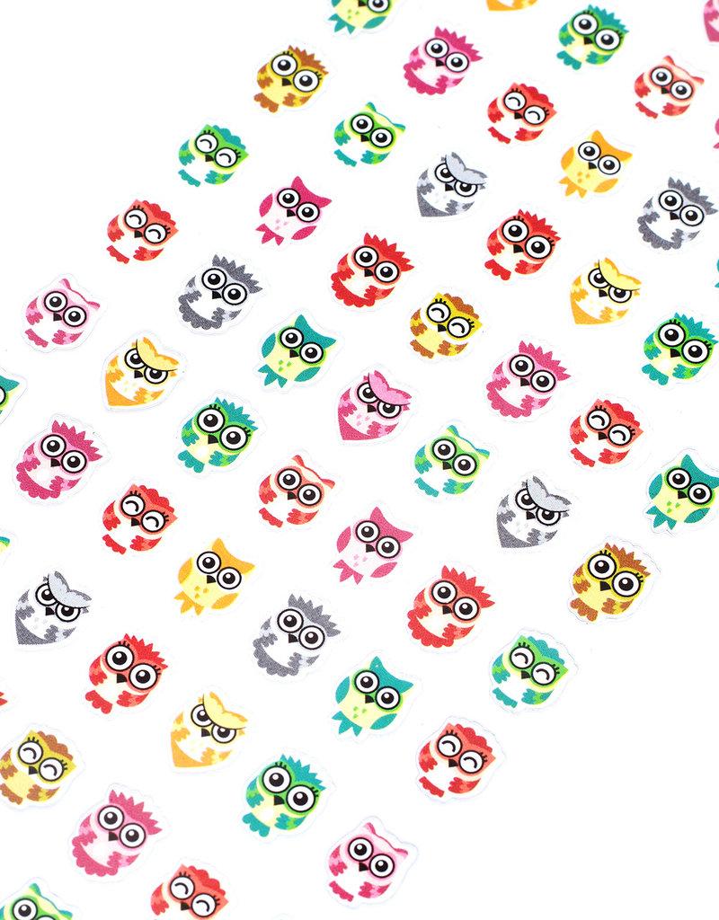 Sticko Sticker Tiny Owl